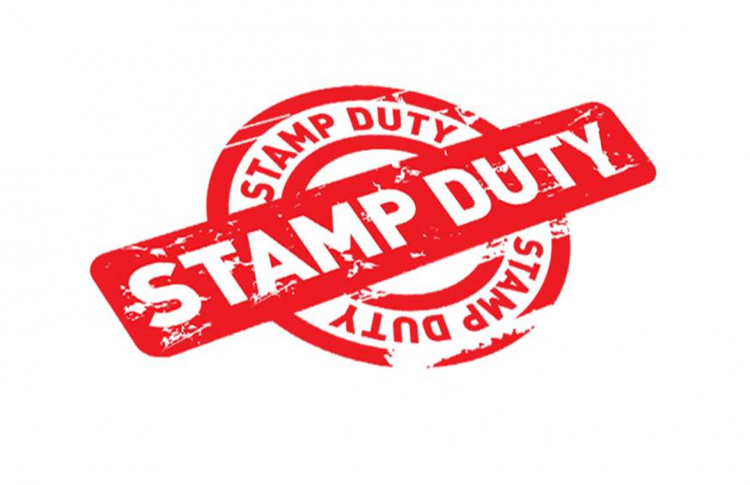 stamp duty icon