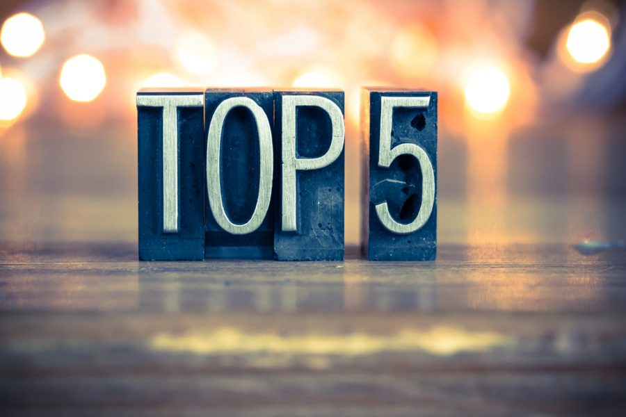 Top 5 legal takeaways for established businesses