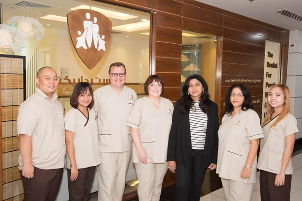 Dentist Direct expands overseas with new branch in Dubai with help from Mincoffs