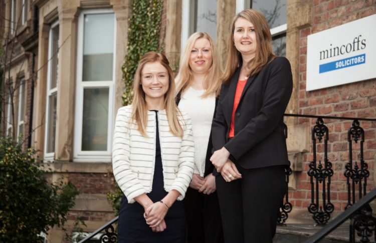Mincoffs announce three new appointments