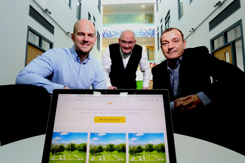 Sunderland based company gets £250,000 investment to set up online land marketplace