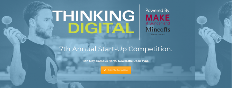 Mincoffs sponsor Thinking Digital Startup Competition