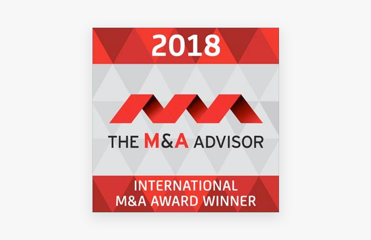 Success in the 10th Annual International M&A Awards