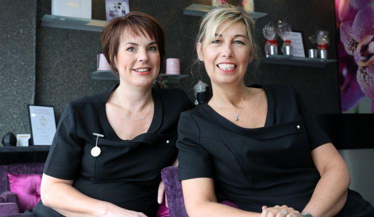 Beauty therapists take over Sunderland salon