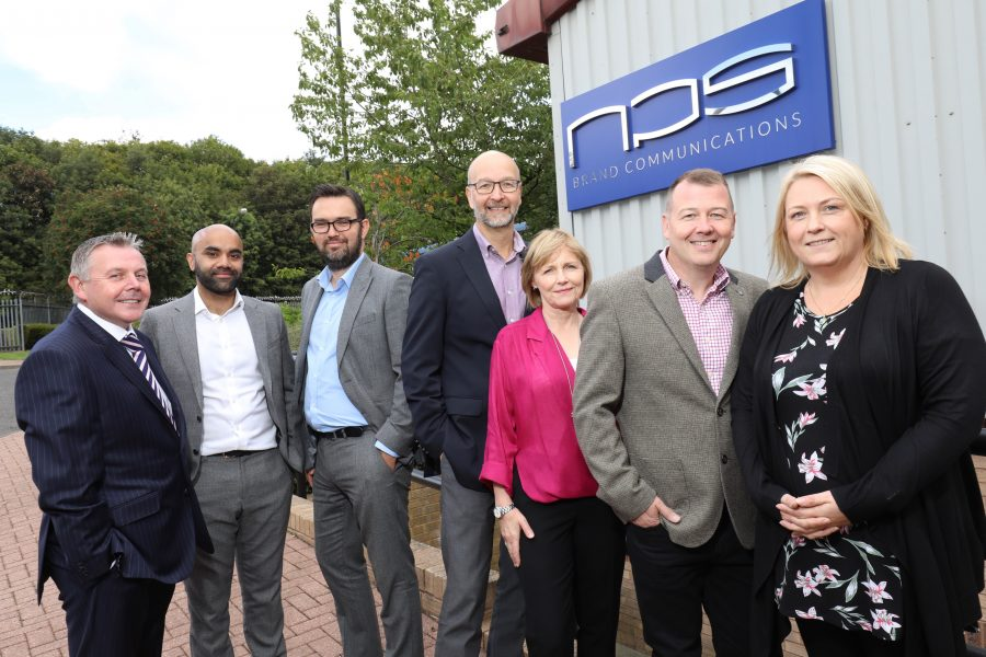 Entrepreneurs drawing up big plans for Newcastle Print Solutions after acquisition