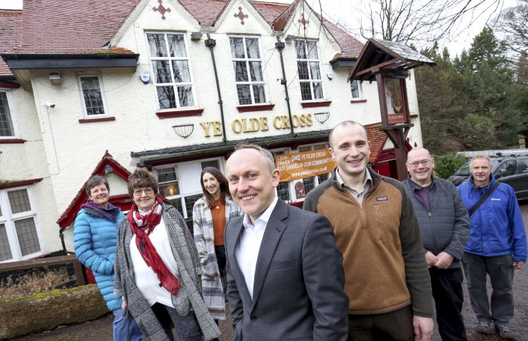 Community aims to give Ryton pub a new lease of life