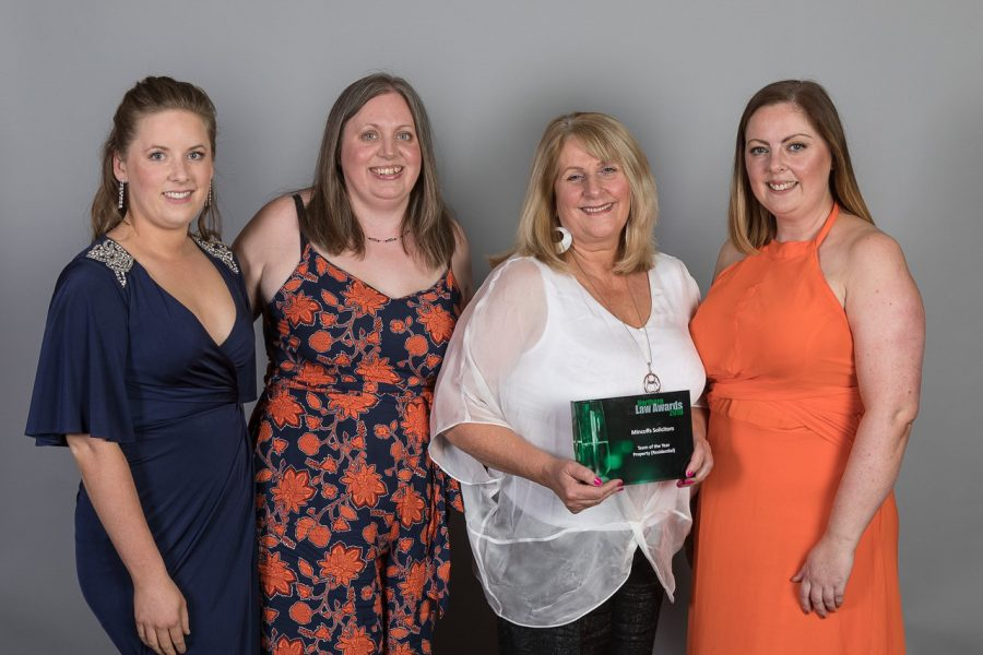 Triple Success for Mincoffs at Northern Law Awards 2019