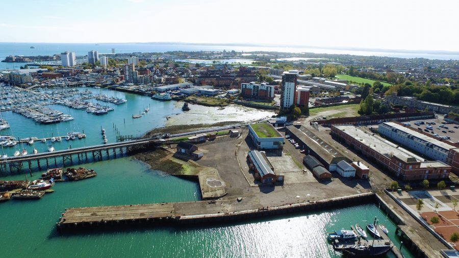 Regional Ship Repair Firm Purchases Historic Former Royal Clarence Yard from MoD