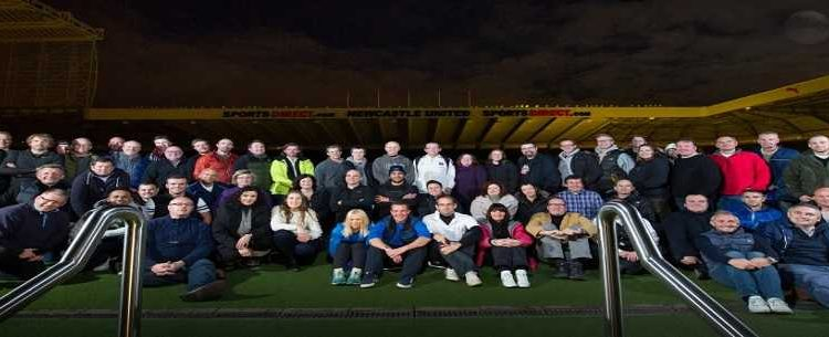 Mincoffs take part in CEO Sleepout