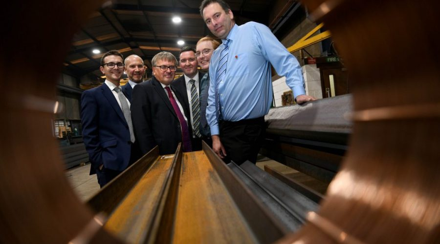 Further Acquisitions and Diversification Announced for Fabrications Firm