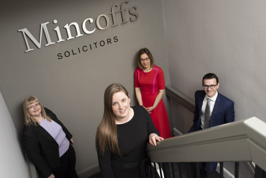 Key Promotions at Mincoffs Solicitors