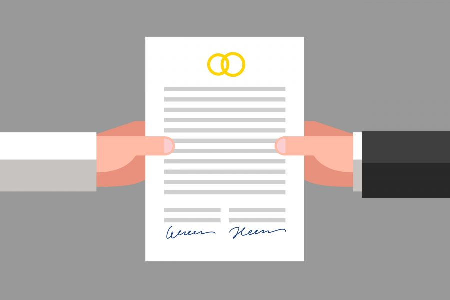 Post-nuptial agreements – what are they?