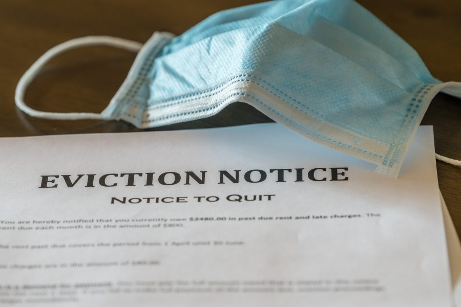 The ban on evicting commercial tenants for the non-payment of rent has been extended until 25th March 2022