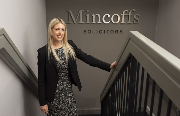 Newcastle law firm announces new partner